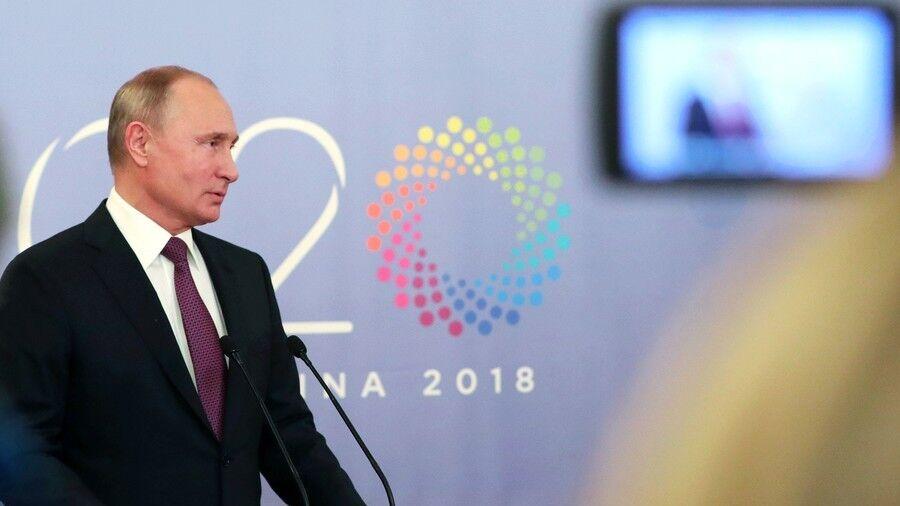 普京:乌克兰的领导层是好战派