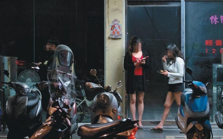 """台湾警察对蔡英文""""新南向政策""""超有感:外籍卖淫数创新高"""