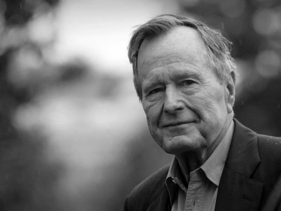 悼念老布什,美国人究竟在悼念他什么?