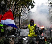 巴黎骚乱已致3人死亡