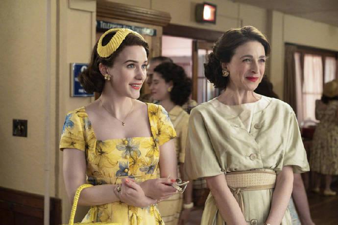 剧好看 了不起的麦瑟尔夫人 第二季剧照释出 小板凳搬好了