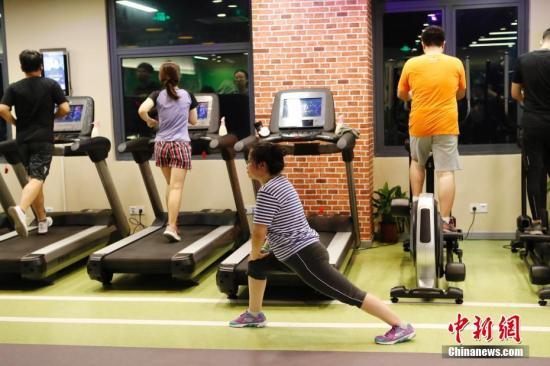 台媒:台湾人热衷减重 但缺乏健康老化意识