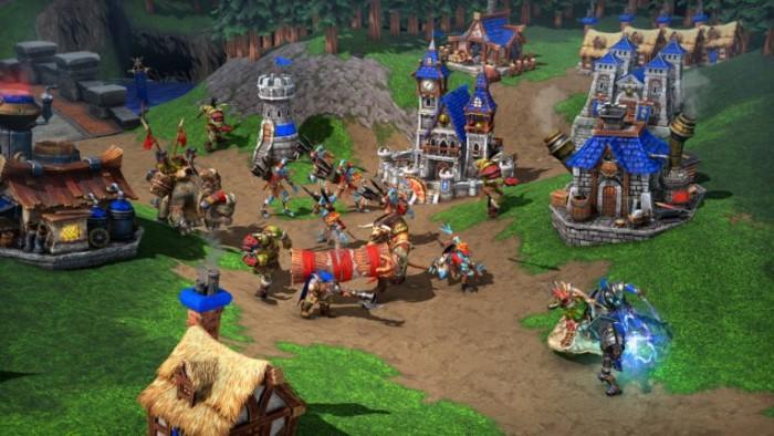 《魔兽争霸3》经典1.30.2更新 预购玩家可下载