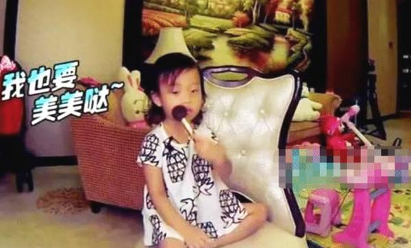 爱美的星二代,李嫣教程被粉丝关注,,而她更是年纪小就多次染发?