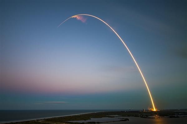 SpaceX火箭将再次发射:3.6万蠕虫登上空间站