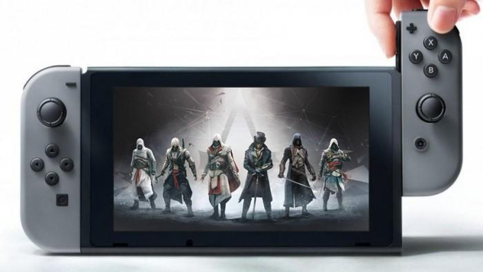 Switch《刺客信条合集》将于明年3月发售