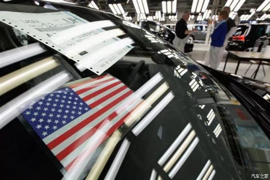 美国或对中国汽车进口关税提高至40%