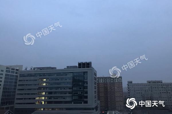 北京局地扬沙来袭阵风6级左右 本周后期最高温跌破冰点