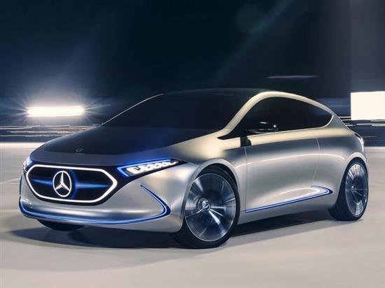 奔驰纯电动GLA将国产 预计售价超过40万元