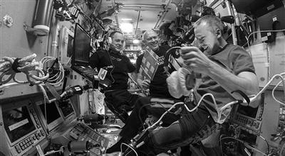 """空间站内微生物会影响""""太空人""""健康吗?"""