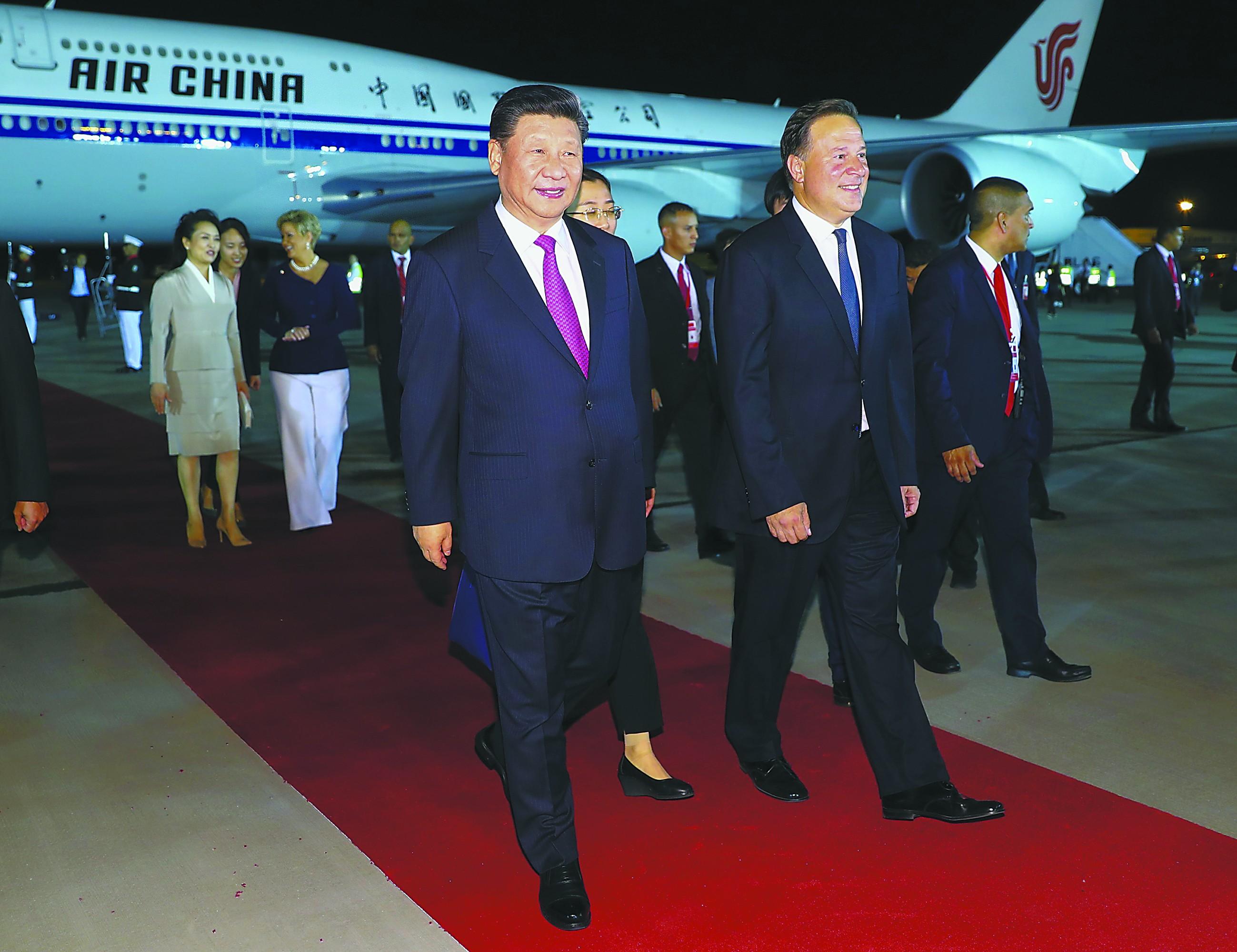 中国拉美拥抱令世界瞩目