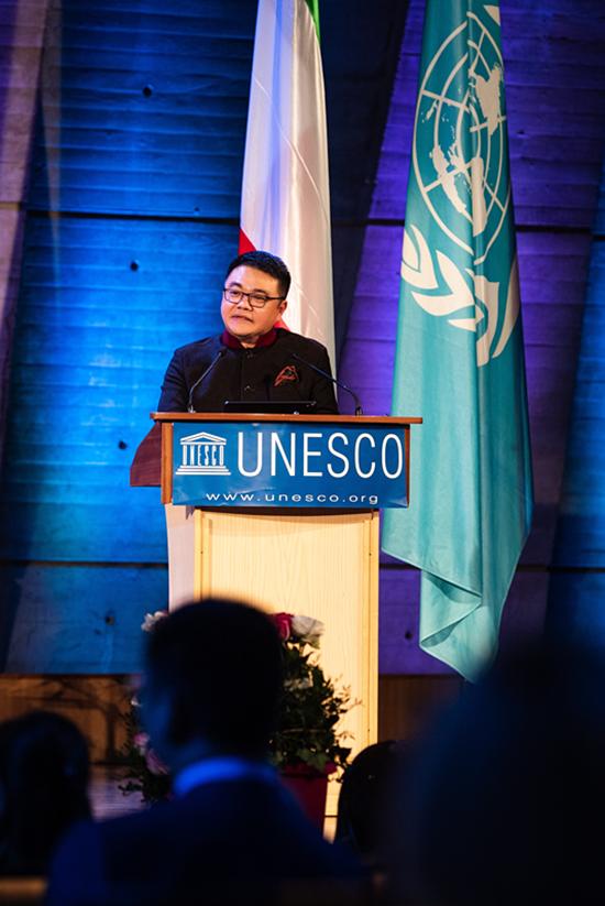 联合国教科文组织向腾讯颁发数字技术增强残疾人权能奖