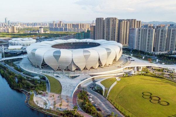 同时可容纳8万人!杭州亚运会主体育场内景抢先看