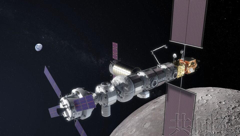 日本拟参加美国主导的绕月新空间站计划