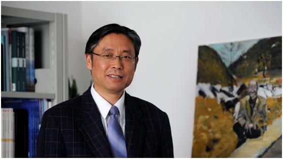 姜锋:上海外国语大学党委书记