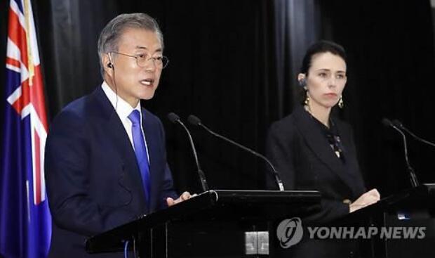 韩总统:相较于时间 借金正恩访韩促进无核化更重要