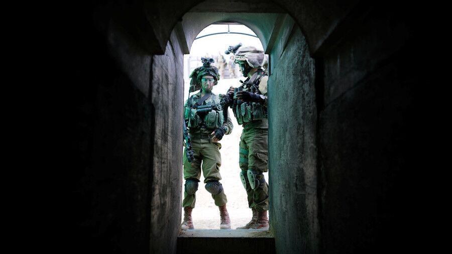 以色列国防军:已开始行动,摧毁渗入领土的真主党隧道