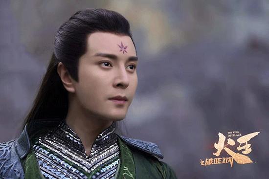《火王》热播  杜俊泽正邪转换展演技