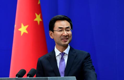"""美报告发现中国基建""""点亮""""非洲  外交部:欢迎作出公允评价"""