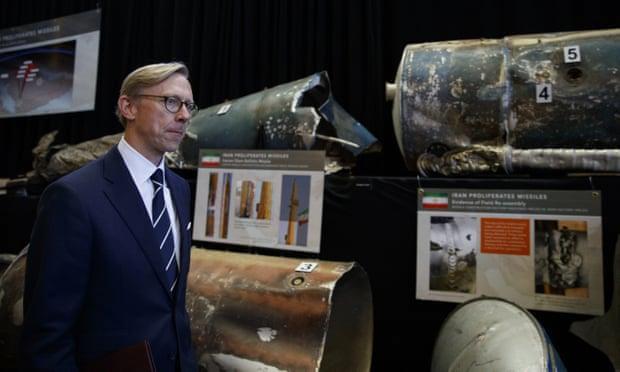 英法对伊朗试射导弹发出警告 伊朗:联合国没禁止
