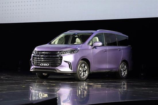上汽大通G50将于2019年2月上市 搭两种动力