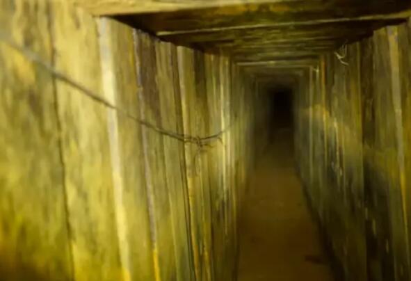 以色列展开军事行动 欲摧毁真主党跨境袭击隧道