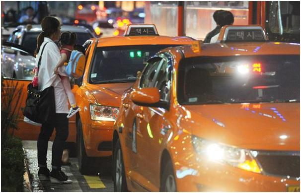 韩国出租车因太近拒载中国女游客 被罚1200元人民币