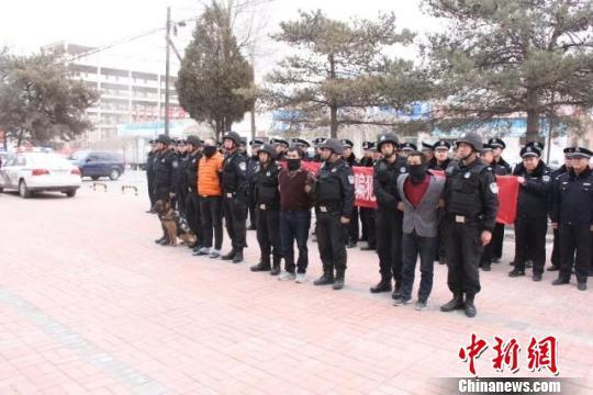 内蒙古三人购买彩票被骗百余万 警方3000公里缉凶