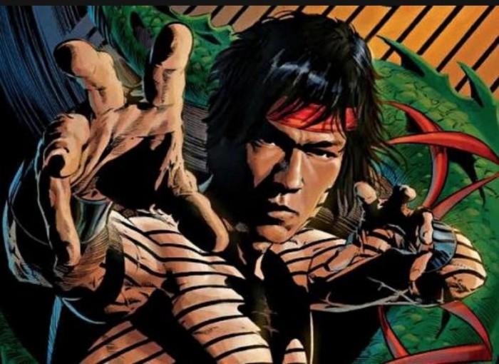 传漫威打造亚洲英雄电影 角色创作灵感源于李小龙