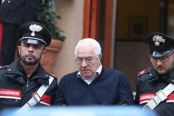 意大利80岁黑手党新头目遭逮捕 另有45名成员同被抓