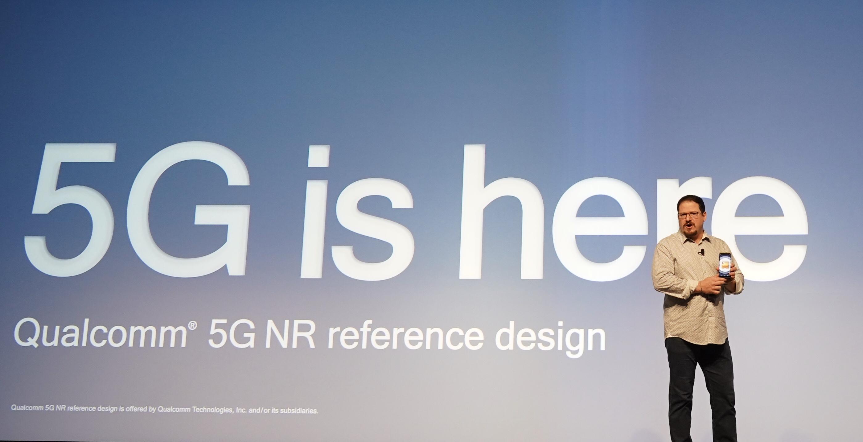 高通发布骁龙855平台 与全球移动运营商探讨5G部署