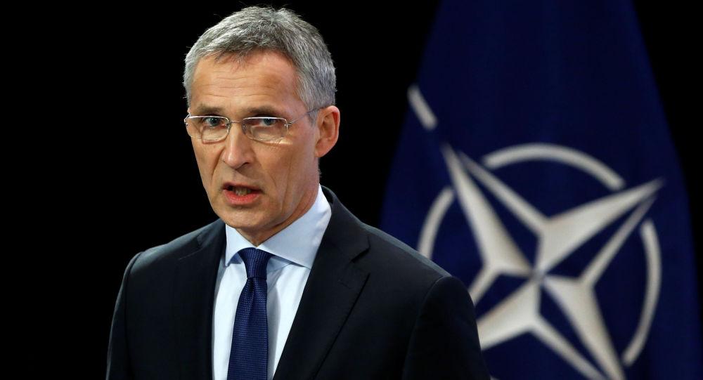 保持对俄罗斯施压 北约秘书长:有意继续维持在黑海的存在