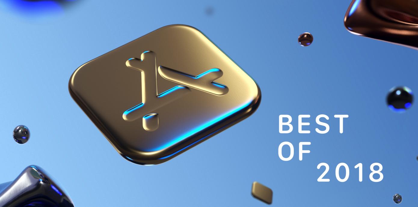 苹果发布2018年最佳App榜单 一款绘画软件夺魁