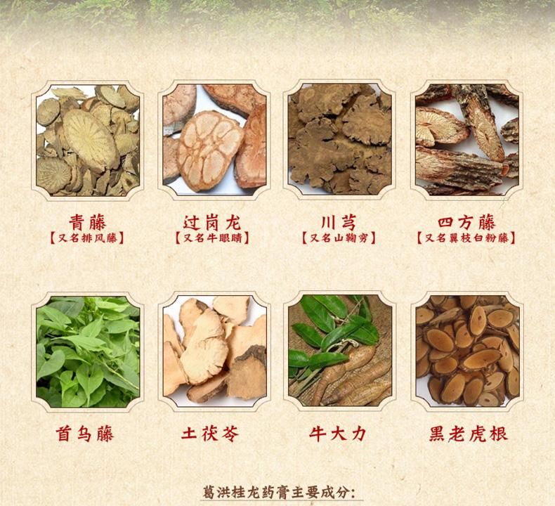 葛洪桂龙药膏:从传统制药到现代制药工艺的演进