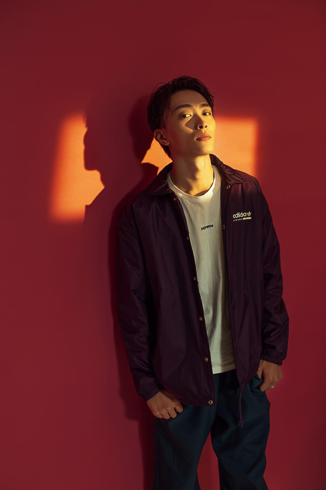 演员刘梓亦全新写真曝光 《极客江湖》完美演绎马楠