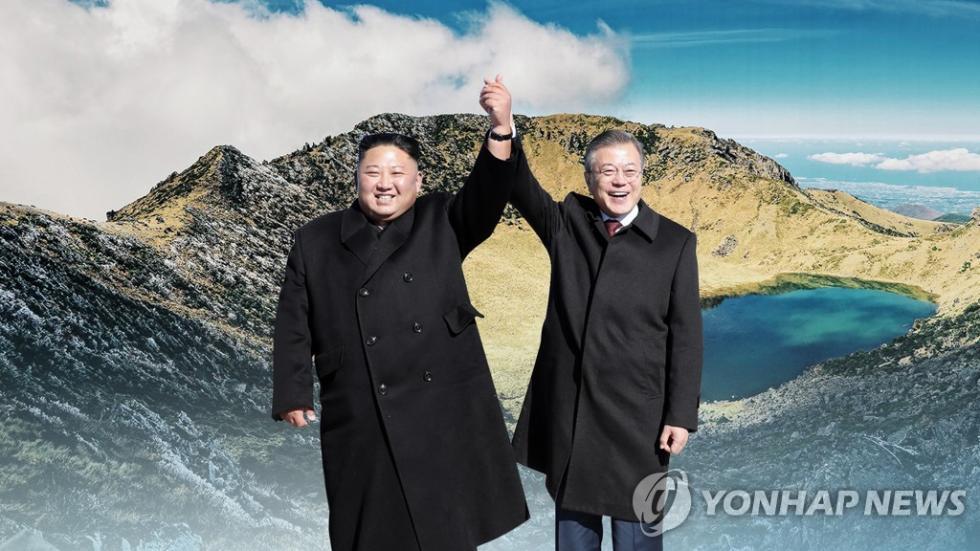 韩媒称青瓦台提议金正恩18日访韩 青瓦台否认