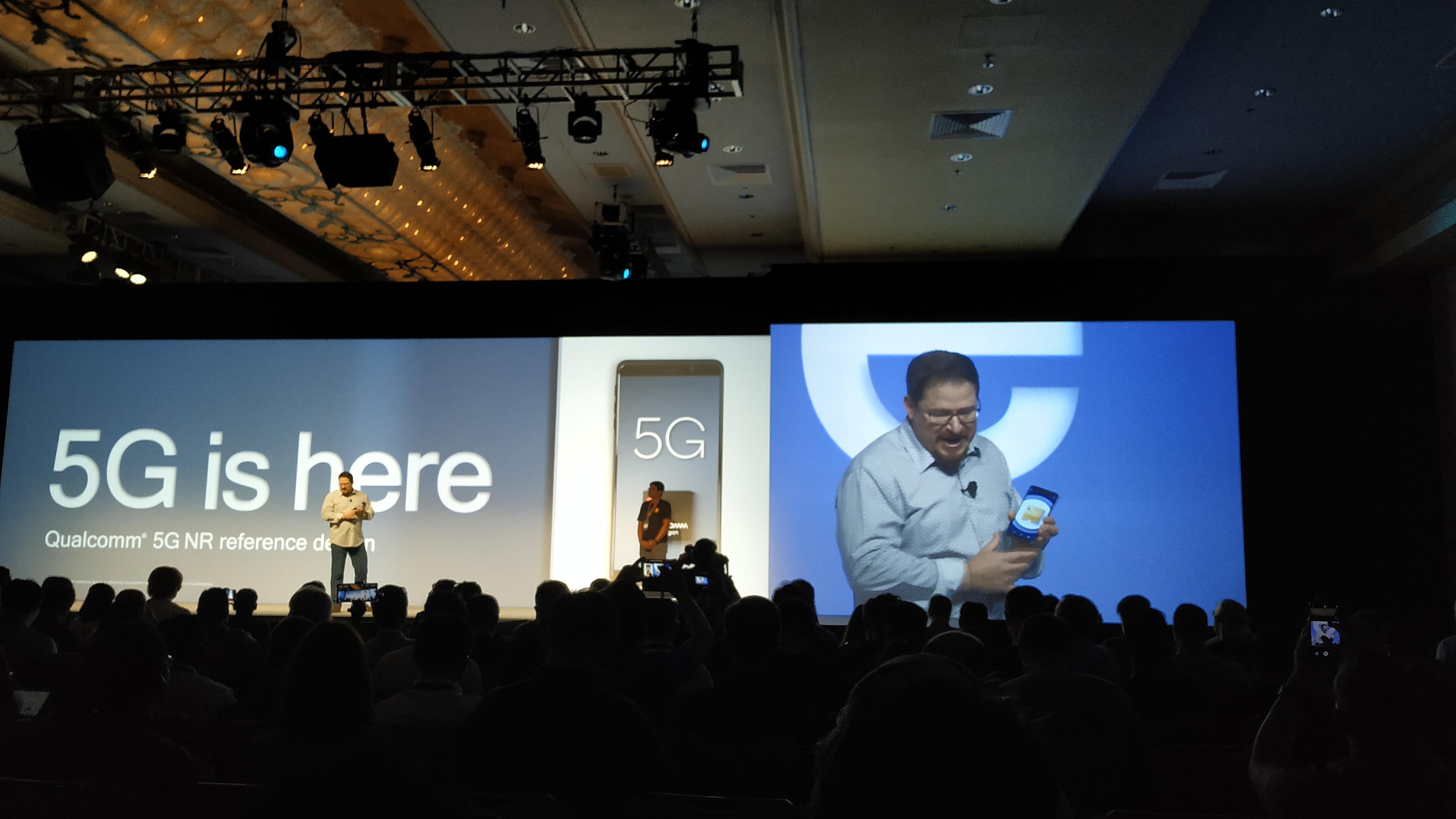 高通与诺基亚完成5G通话测试 备战2019年5G商用