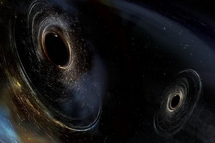 引力波新发现:发现两个远古黑洞的史诗级碰撞
