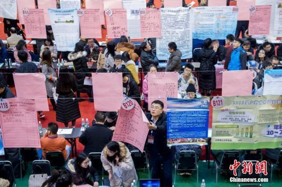 人社部:就业局势总体稳定 个别地区、企业面临挑战