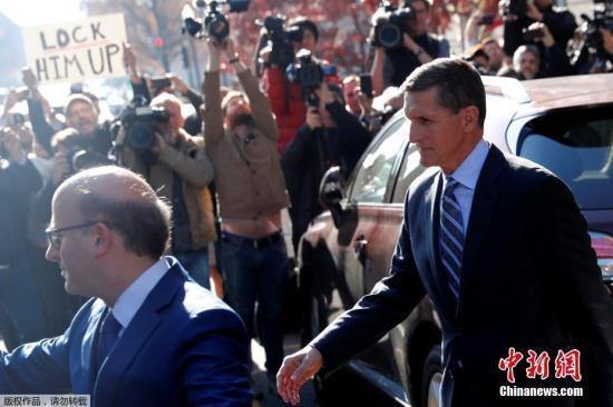 美国前国安顾问协助通俄门调查 检方提请不判其入狱