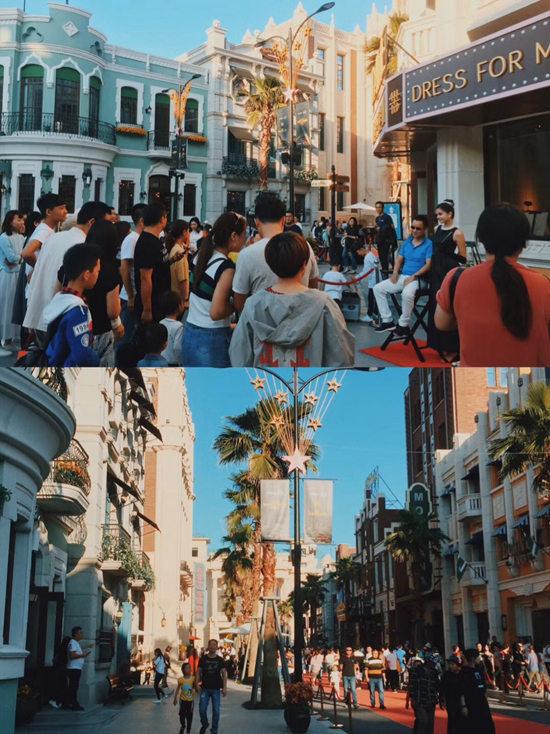 国庆7天30万游客,华谊兄弟电影世界电影小镇的魅力到底有多大?