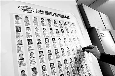 中纪委机关报:织牢织密天网不让腐败分子逍遥法外