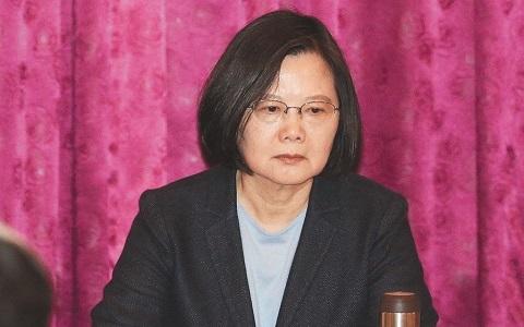 台媒:民进党规划2019年1月改选党主席 派系动向成焦点