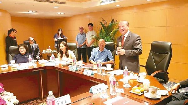 """台媒:韩国瑜""""小内阁""""再敲定3人 不会接受党政高层安排人选"""