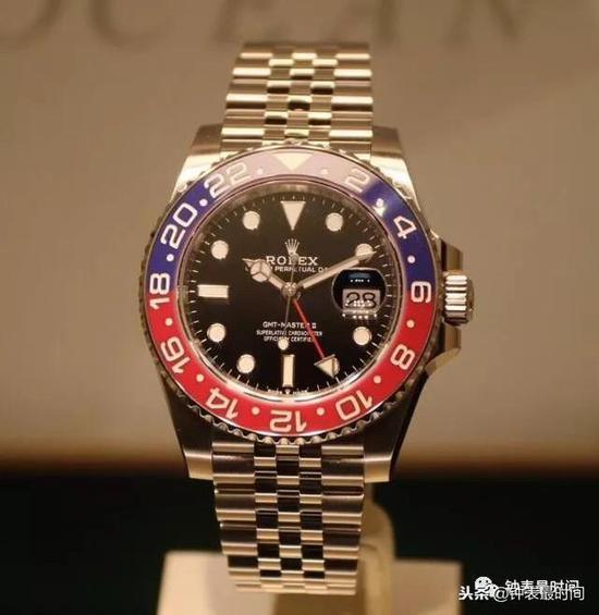 全球抢匪最想抢的五款腕表