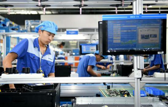 日媒:某领域中国7年续第1 美不到中国一半