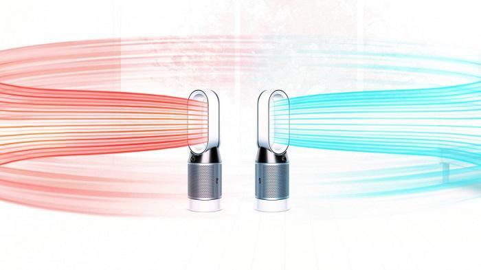 戴森推Pure Hot+Cool暖风空气净化器新品