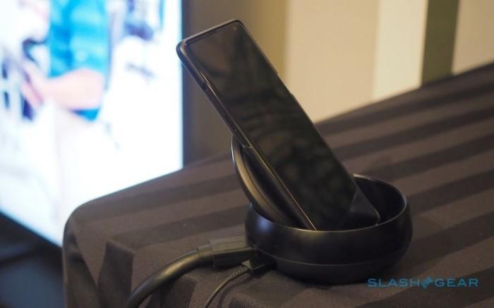 三星演示5G智能手机 可点播4K HDR10+视频
