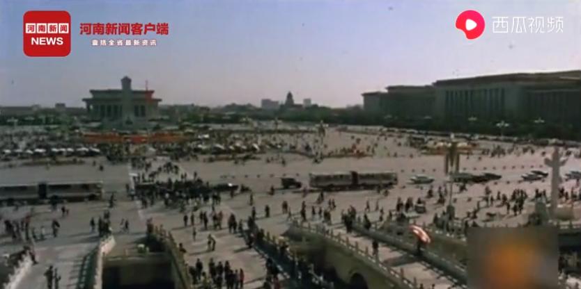 画像40年丨李莲英:改革开放后第一批拿到执照的郑州个体户