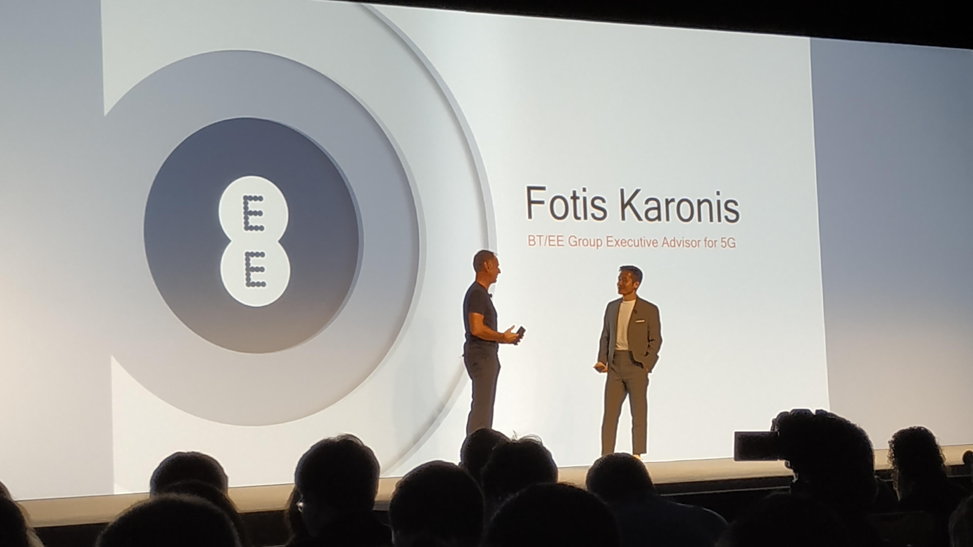 一加与EE达成合作 2019将发布欧洲首款商用5G手机